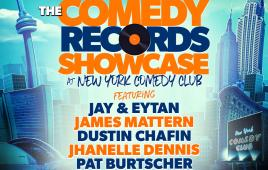 Interrobang Presents The Comedy Records Showcase at New York Comedy Club