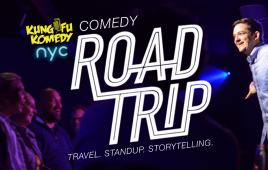 Comedy Road Trip! Travel, Stand-Up, & Storytelling
