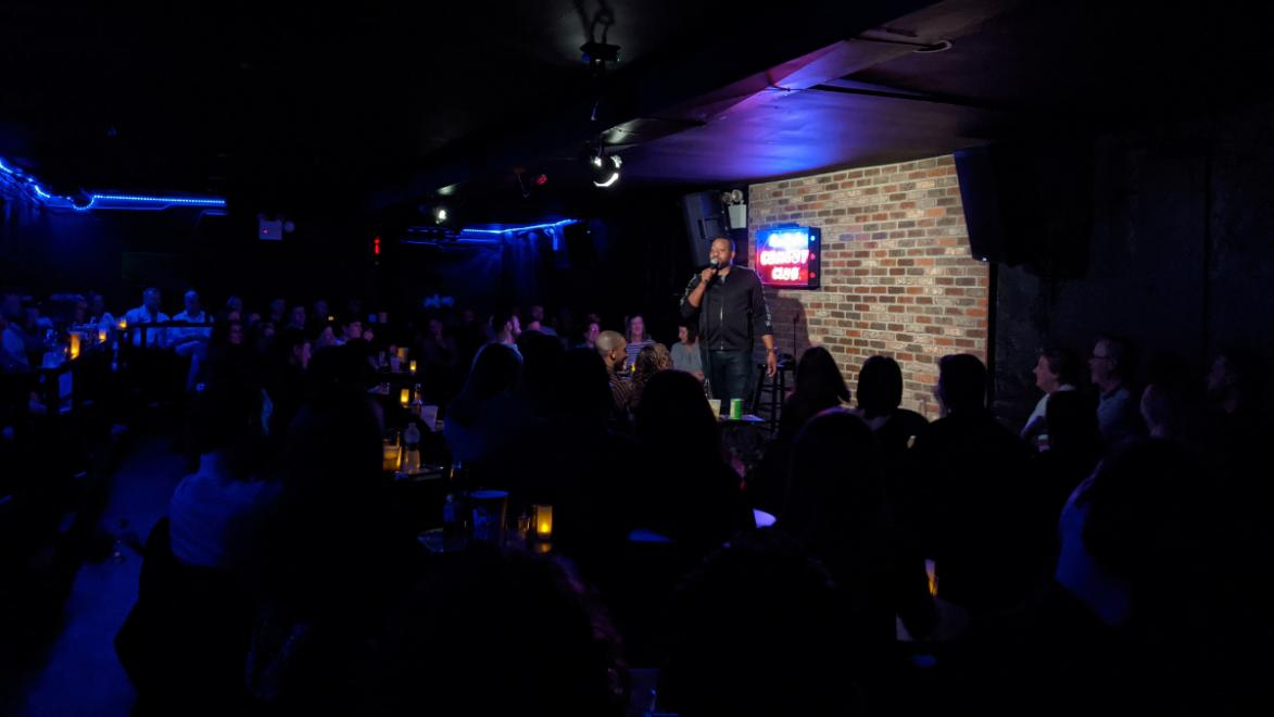 New York Comedy Club Unlimited Pass