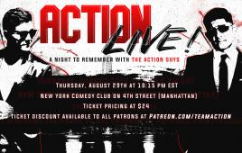 Action Live: A Night to Remember With The Action Guys