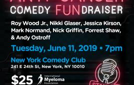Anti-Cancer Comedy FUNdraiser