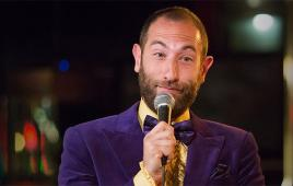 Ari Shaffir, Nathan Macintosh, Caitlin Peluffo, Matt Richards