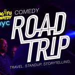 Comedy Road Trip! Travel, Stand-Up, & Storytelling ft. Michael Kosta