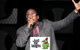 Just For Laughs Showcase hosted by Keith Robinson
