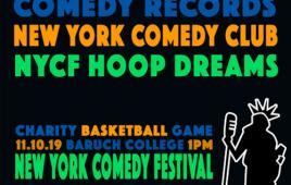 New York Comedy Festival Presents Hoop Dreams at Baruch College