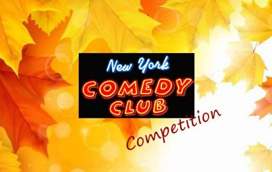 NYCC Comedy Competition Finals hosted by James Mattern