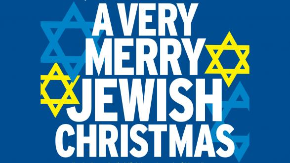 A Very Merry Jewish Christmas New York Comedy Club, New ...