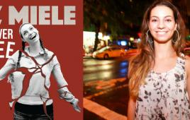 Liz Miele: Mind Over Melee Album Release