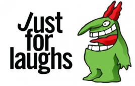 Just For Laughs Showcase hosted by Paris Sashay