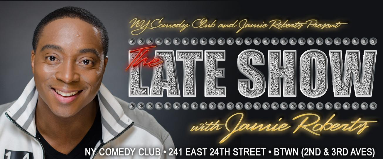 The Late Show W/ Jamie Roberts